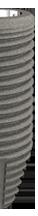 Cone Morse Screw Standard ES