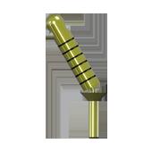 Broca - HIN 30 ° Selection Pin