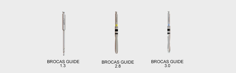 Brocas Cirúrgicas Guide