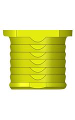 Broca - Anilha regular Ø4.0 mm